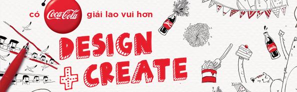 Thử tài sáng tạo cùng Coca-Cola