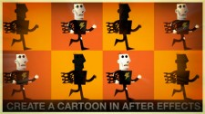 [TUT] Hướng dẫn làm 1 phim hoạt hình sử dụng Adobe After Effects