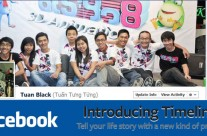 Thử nghiệm chức năng mới TimeLine của facebook