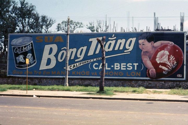 RGB.vn | Quảng cáo thời Sài Gòn Xưa