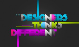 50 ví dụ về typography đáng chú ý #1