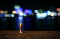 Cảm hứng hình ảnh: tác phẩm Tiny Figures của Slinkachu
