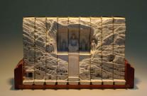 Những tác phẩm khắc phong cảnh từ sách đáng kinh ngạc của Guy Laramee