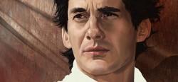 """Digital Art: """"Những anh hùng F1″ tuyệt vời của Piotr Buczkowski"""