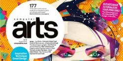 Những mẫu bìa tạp chí đẹp và đầy sáng tạo