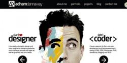 55 website portfolio đẹp và sáng tạo