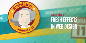 13 Website có hiệu ứng ấn tượng và đẹp mắt
