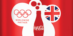 Package design: Chiến dịch quảng cáo cho tuyển Mỹ tại Olympic London 2012 của Coca-Cola