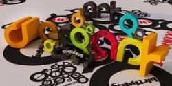 Cảm hứng Chữ: 50 tác phẩm 3D Typography