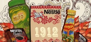 Visual Art: Nestlé 100 năm của Thu Phan (Klbc)