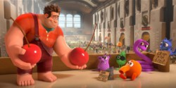 Monday Motion: Chơi game cùng Wreck-it-Ralph nào!