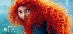 [FX] Pixar và kỹ thuật tạo mái tóc xù 'kỳ công' trong Brave (P.1)
