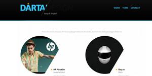 Cảm hứng thiết kế web: 10 ví dụ trong việc sử dụng các hình học