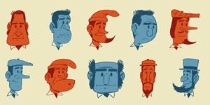 Cảm hứng Typography: Dự án TypeFace từ Julien Poisson