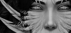 Tác phẩm Digital Art của nghệ sĩ Hollllow
