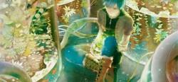 Tác phẩm Illustration của nghệ sĩ Nhật Bản: Conronca
