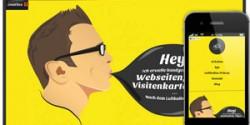 30 thiết kế Responsive portfolio website