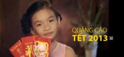 Phim quảng cáo (TVC) mùa Tết Việt 2013
