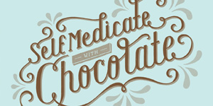 Cảm hứng Typography: Dự án Daily Dishonesty