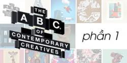 Dự án The ABCs of Contemporary Creatives của Tim Nolan
