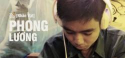 [Nhân Vật] Phong Lương: Designer tuổi trẻ tài cao