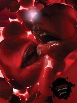 (18+) Ý tưởng quảng cáo: Phòng chống AIDS