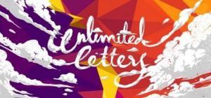 Dự án Unlimited Letters quy tụ 27 nghệ sỹ và nhà thiết kế