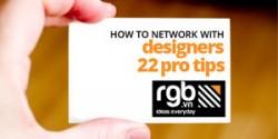 """22 cách """"pro"""" để xây dựng mạng lưới với các designer (Phần 1)"""