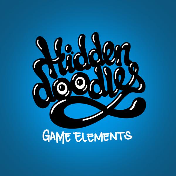 Bộ Illustration Quai Vật Dễ Thương Từ Game Hidden Doodles Rgb Vn