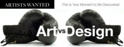 Sự khác biệt giữa Design và Art
