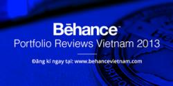 Behance Portfolio Reviews 2013 trở lại Việt Nam