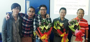Chung kết Cuộc thi Thiết kế áo thun Cổ Tích Việt Nam 2013