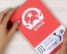 Cuốn sách Infographic về Việt Nam