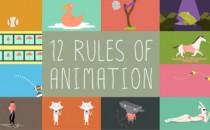 Làm Phim Hoạt Hình: Làm chủ 12 nguyên tắc tạo chuyển động Animation