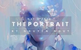 Triển lãm tranh The Portrait của Nhựt Nguyễn