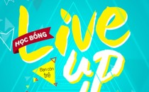 Live Up – Học bổng thiết kế dành cho bạn trẻ sáng tạo