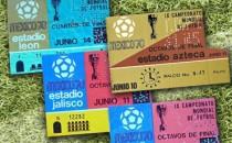 Hành trình 80 năm của tấm vé World Cup