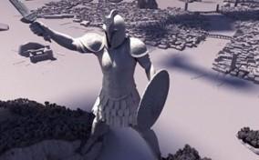 Hé lộ kỹ xảo trong 'Games Of Thrones'