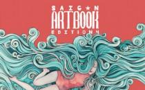 """Nóng cùng Saigon Artbook số 4 sẽ """"đổ bộ"""" vào tháng 7 này"""
