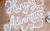 Food Typography tuyệt đẹp của Marmalade Bleue