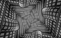 Lạ mắt với các kiến trúc độc đáo cùng sự ghép nối thú vị bằng nhiếp ảnh