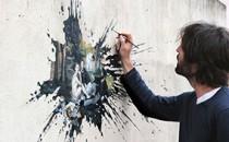 Ngắm các tác phẩm Street art đầy ấn tượng cùng Pejac