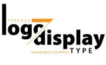 Workshop khác biệt: Typeace 7 – Logo/display type