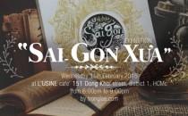 Triển lãm Sài Gòn Xưa của Trọng Lee