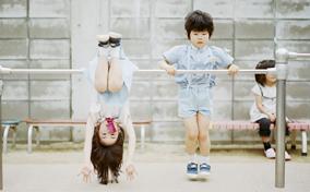 Haru và Mina qua góc máy của Hideaki Hamada