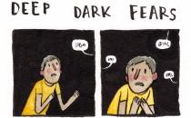 Nỗi sợ của con người qua nét vẽ của Fran Krause