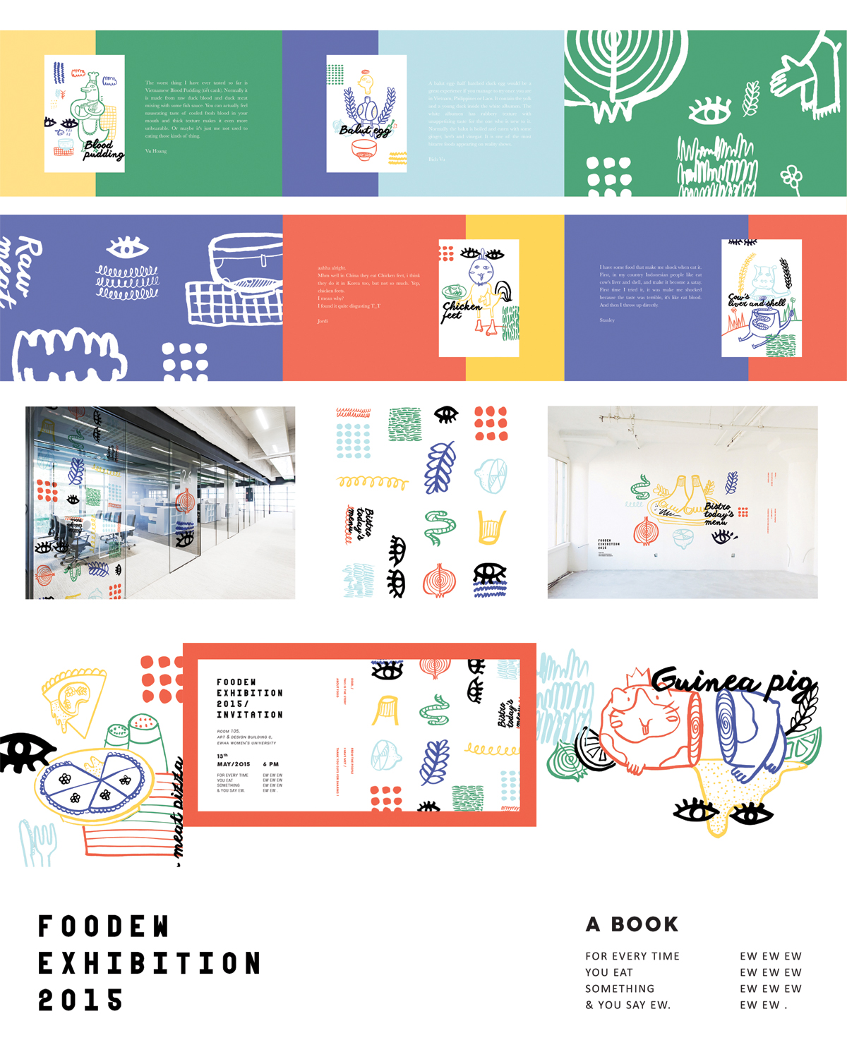 Graphic Design - Uyển Ngọc - Foodew