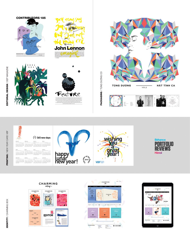 Graphic Design - Trần Thị Thanh Tâm