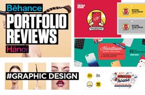 51 Portfolio xuất sắc nhất Behance Reviews Hanoi 2015_Phần 3