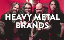 Những Logo Được Thiết Kế Lại Với Tinh Thần Heavy Metal